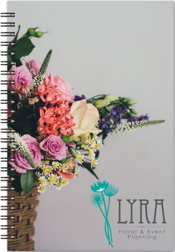 FlexPlanner™ Monthly - Medium, Full-Color (2 Piece)