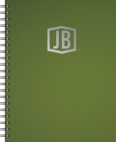 Deluxe Large NoteBook - 8.5