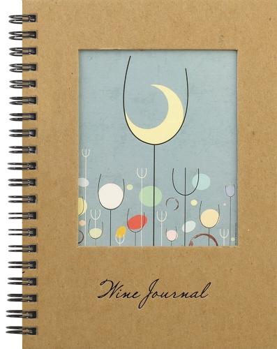 TasterJournals™ - Classic Window Pad Wine Journal - 5
