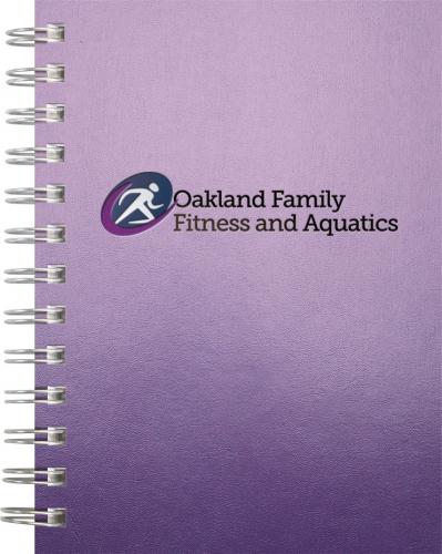 GlossMetallic Journal - NotePad - 5