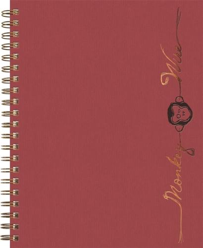 Linen Journals - Large NoteBook - 8.5
