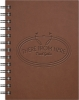 Rustic Leather Journal - NotePad - 5