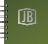 Deluxe Square Jotter Pad - 4