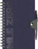 Linen Journals - Seminar Pad - 5.5