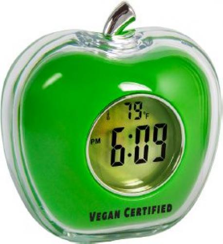 Talking Apple Alarm Clock
