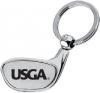 Golf Club Key Ring