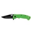 Seeker Pocket Knife (Black/Neon Green)