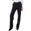 Ladies Tailored Front UltraLux Pants Black New Fit