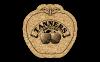 Apple Cork Coaster 4AP