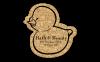 Ducky Cork Coaster