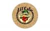 Circle Cork Coaster 3XC