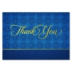 SOPHISTICATED THANK YOU (Gold Lined White Fastick® Envelope)