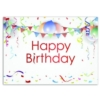 BORN TO PARTY (Silver Lined White Fastick® Envelope)
