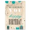 WOODSY BIRTHDAY (White Unlined Envelope)