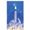 MAKE A WISH (White Unlined Fastick® Envelope)