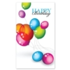 BRILLIANT BALLOONS (White Unlined Fastick® Envelope)