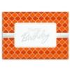 BRIGHT BIRTHDAY WISHES (White Unlined Envelope)