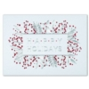 CHEERY BERRIES (Red Lined White Fastick® Envelope)