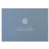 SIMPLE THANK YOU (Silver Lined White Envelope)