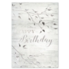 BIRTHDAY BRANCHES (Silver Lined White Envelope)