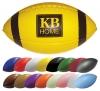 Plastic Football w/ Stripes