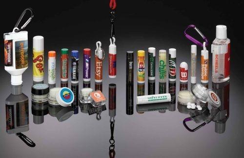 Economy Petroleum Lip Balm in Black Tube