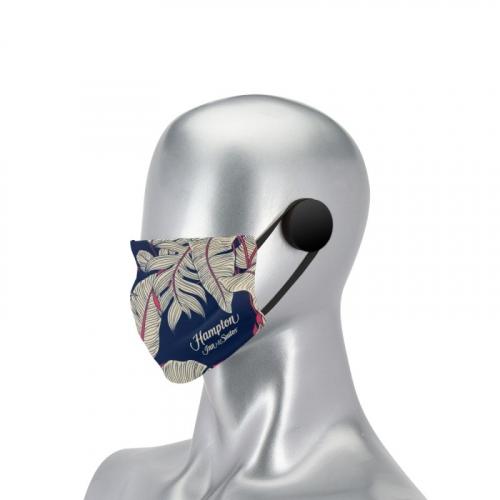 Phoenix 2-Ply Dye-Sublimated Face Mask