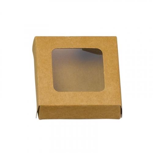 Kraft Window Box