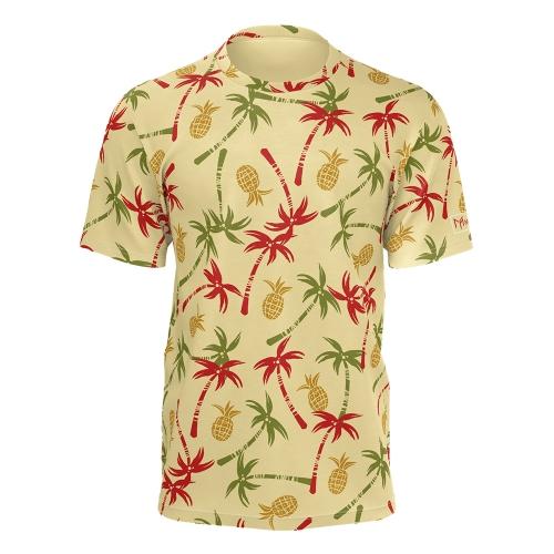 Azure Import Men's Dye-Sublimated Short Sleeve T-Shirt