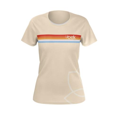 Hazel Import Women's Dye-Sublimated Short Sleeve T-Shirt