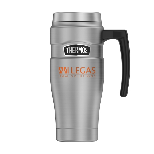 16 oz. Thermos® Stainless King™ Stainless Steel Travel Mug