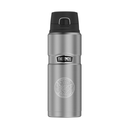 24 oz. Thermos® Stainless King™ Stainless Steel Direct Drink Bottle