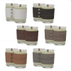 Harper Leather Wrapped Candle