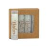 Lip Moisturizer 4-Pack in Kraft Window Box