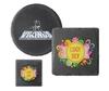 Round Slate Coasters (4-Pack)
