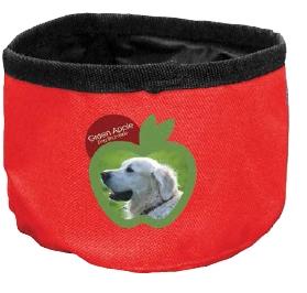 Foldable Nylon Pet Bowl