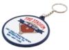 Soft PVC Key Tag 2D; 3.97