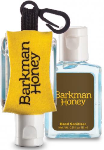 .5 Oz Hand Sanitizer with Custom Label & Leash Original
