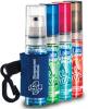 Breath Spray with Ice Drops® Label & Custom Leash Cinnamint