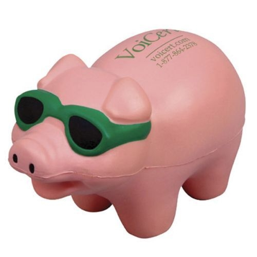 Cool Pig Stress Reliever