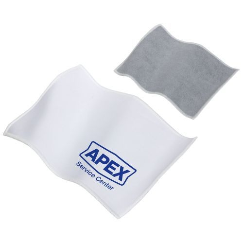 Quick Clean Dual Sided Microfiber Cloth