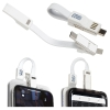 MagnaSnap 3-in-1 Charging Cable with Type C Adapter