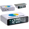 Twilight Digital Alarm Clock with 5W Wireless Charger