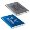 Sleek Design - 2000mAh Aluminum Power Bank