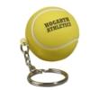 Tennis Ball Stress Reliever Key Chain