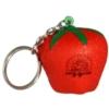 Strawberry Stress Reliever Key Chain