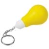 Lightbulb Stress Reliever Key Chain