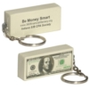 $100 Bill Stress Reliever Key Chain