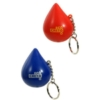 Droplet Stress Reliever Key Chain