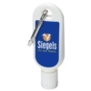 Safeguard 1 oz Sunscreen with Carabiner